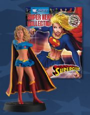 Eaglemoss DC Comics Super Hero Figurine Collection #014 Supergirl